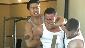 Gym musician taken back plus edged against his purposefulness